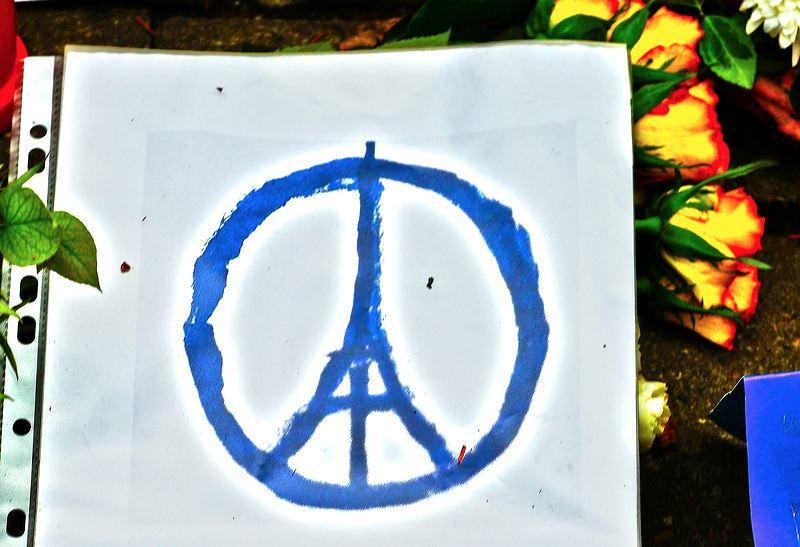 Anschlag auf die Freiheit, Paris 13.November 2015