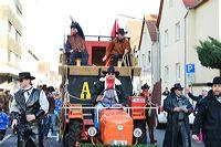 Fastnacht 2016 Mörfelden-Walldorf feiert mit einem Faschingsumzug im Stadtteil Mörfelden Helau