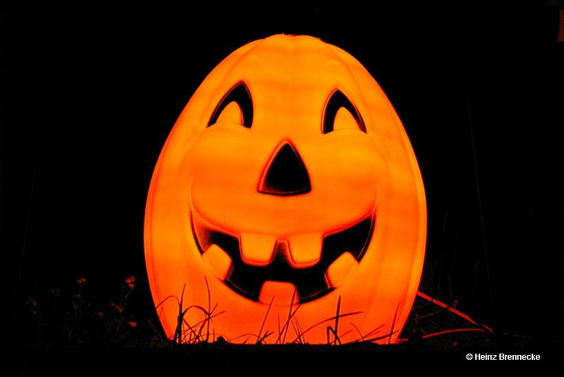 It's Halloween Time. Das Brauchtum Halloween ist ein altes keltisches und heidnisches Totenfest