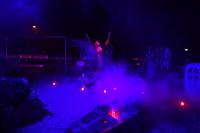 Halloween Hixacrels das Spukhaus in Mörfelden-Walldorf 2020 als Spukgarten zu Gast in der Baumschule Dietrich