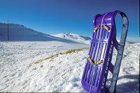 Hoher Ifen Gottesacker Plateau Skigebiet Kleinwalsertal