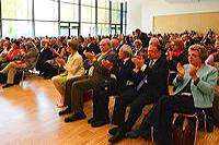 Frankfurt Ikeda Peace Culture Centre Opening 2015 - Buddhistisches Friedenszentrum für ganz Europa in Mörfelden-Walldorf