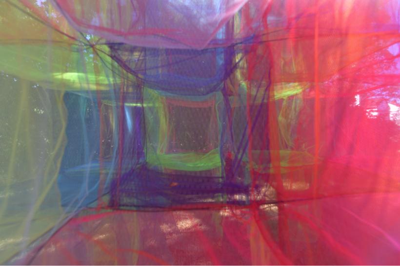 Kunst im Park 2020 Mörfelden-Walldorf vom 12. Juli bis 13 September 2020 mit Edgar Diehl * Christine Hach * Jürgen Heinz * Romana Menze-Kuhn * Otto Schaffner * Elizabeth Thallauer Parkanlage am Bürgerhaus Mörfelden