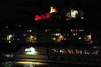Lichterfest in Lyon Fête des Lumières im Dezember