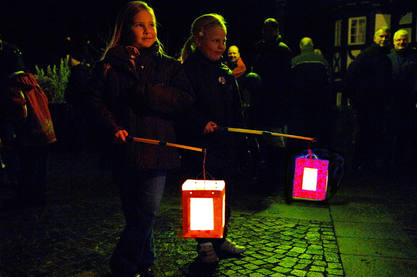 Stankt-Martins-Tag Sankt-Martins-Umzug Laternen Martinssingen Martinsgans 11.November