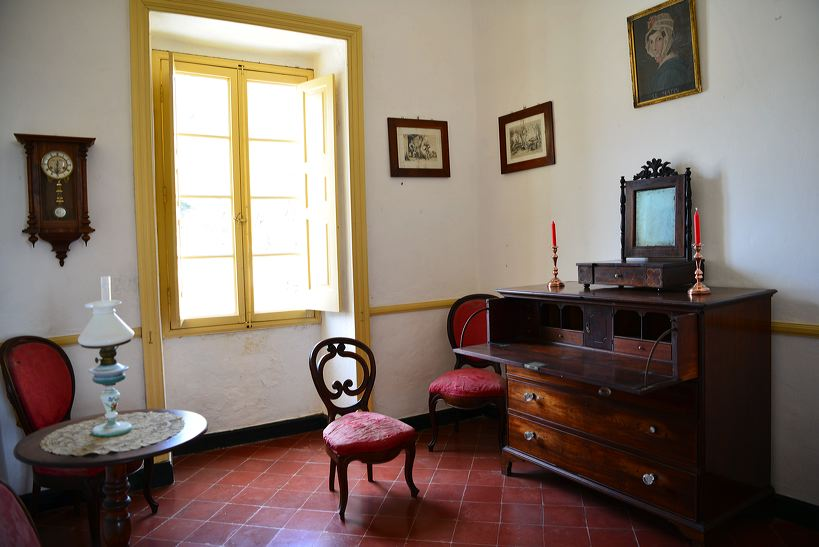 Menorca Binissues Herrenhaus