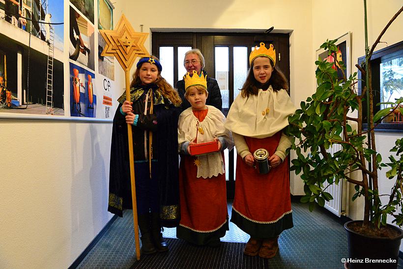 Silvester Neujahr neues Jahr Feuerwerk zwischen den Jahren Brauchtum Heilige drei Könige Sternsinger