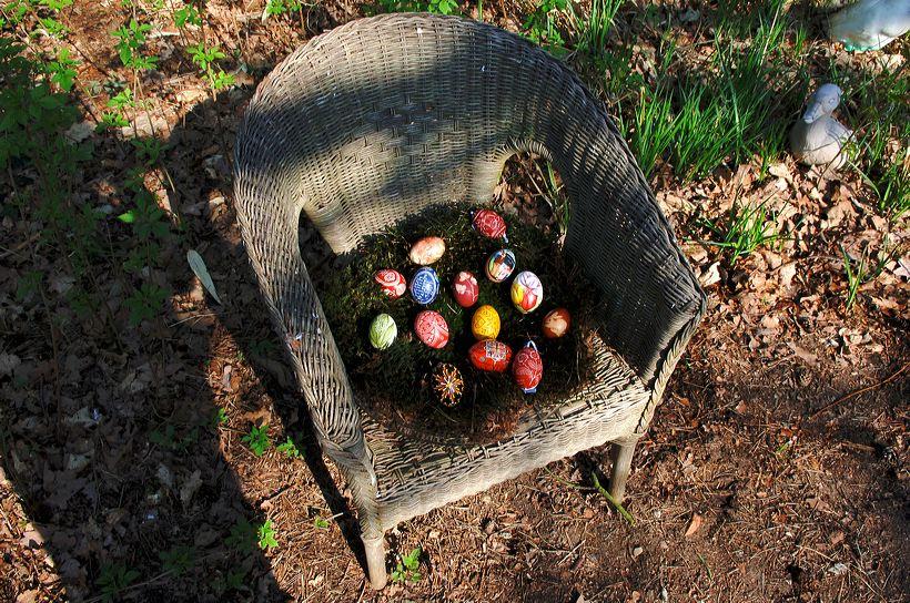 Ostern Osterzeit Osterbrauchtum Osterfeiertage bunte Ostereier Osterhasen Osterfeuer Ostergedichte