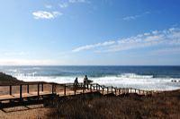 Carrapateira Praia do Amado Algarve, Surfer Paradies Surf-WM 2008 Surfcamp Portugal