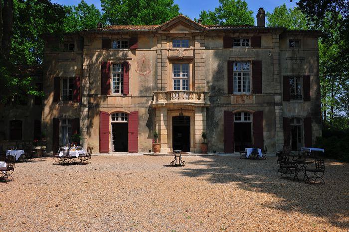 Saint-Remy de Provence - Chateau de Roussan