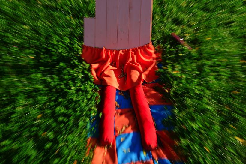 20. Skulpturenpark: Mörfelden-Walldorf mit Jules Andrieu, Lars Karl Becker, Merja Herzog-Hellsten, Isabell Hofmann, Peter Müller, Emilia Neumann, Marco Poblete Young, Felix Rombach, Waldemar Scheck, Lukas Sünder, vom 30. Juli bis 3. September 2017 im Bürgerpark Mörfelden