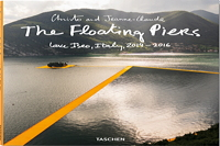 The Floating Piers, Lake Iseo Italiy, 2014 - 2016 Christo and Jeanne-Claude