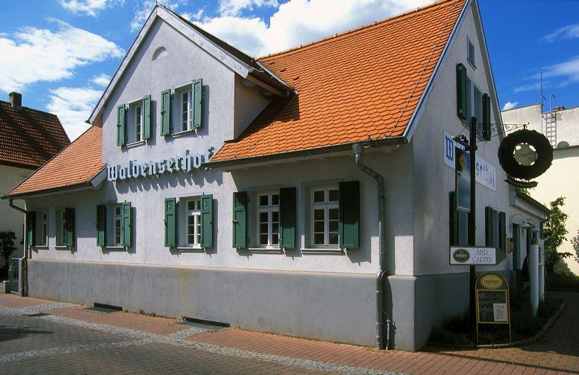 Mörfelden-Walldorf Waldenserstadt Rhein Main Airport