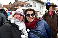 Alt-Weiberfastnacht Narrhalla Ritzamba Narrenschar Faschingsumzug in Merfelle  Mörfelden-Walldorf 2020
