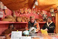Weihnachtsmarkt in der Ravennaschlucht, einer der vermutlich schönsten Weihnachtsmärkte Deutschlands im Hochschwarzwald am Hofgut Sternen